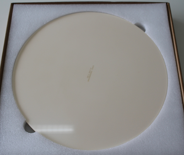 Ceramic Holder Plate for CMP Polishing