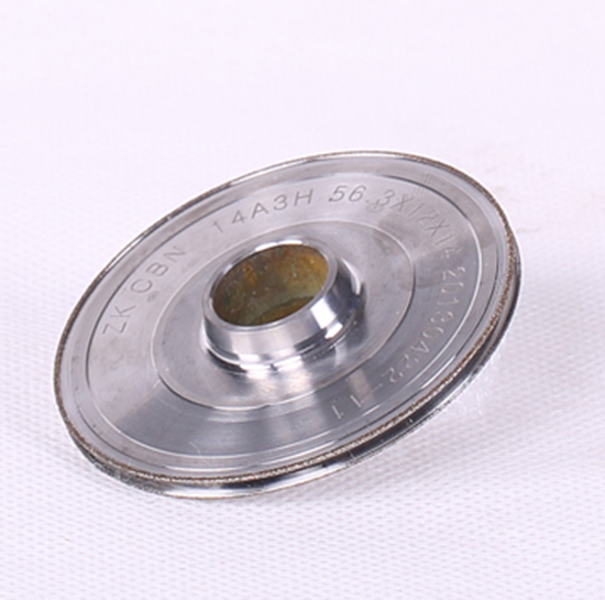 Electroplated Diamond CBN Slot Grinding Wheel