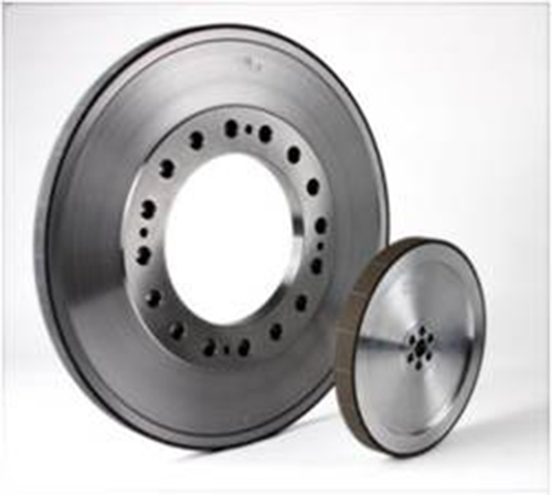 Vitrified Bond CBN and Diamond Grinding Wheel-2